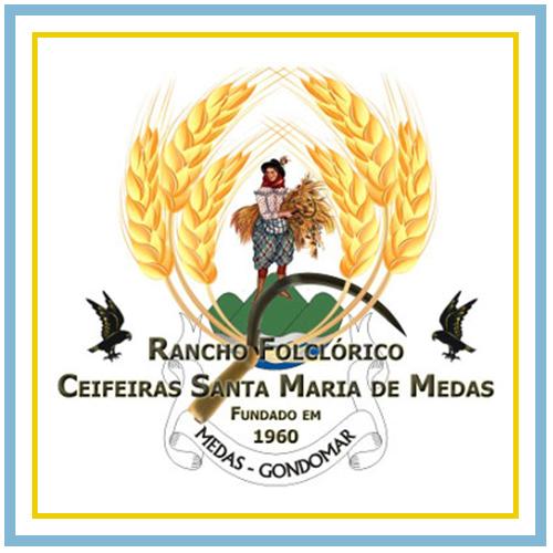 """Rancho Folcl. """"As Ceifeiras de Stª. Maria de Medas"""""""